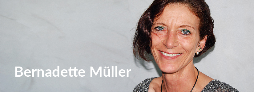 börnie's: Bernadette Müller
